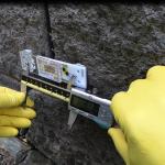 precise monitor crack