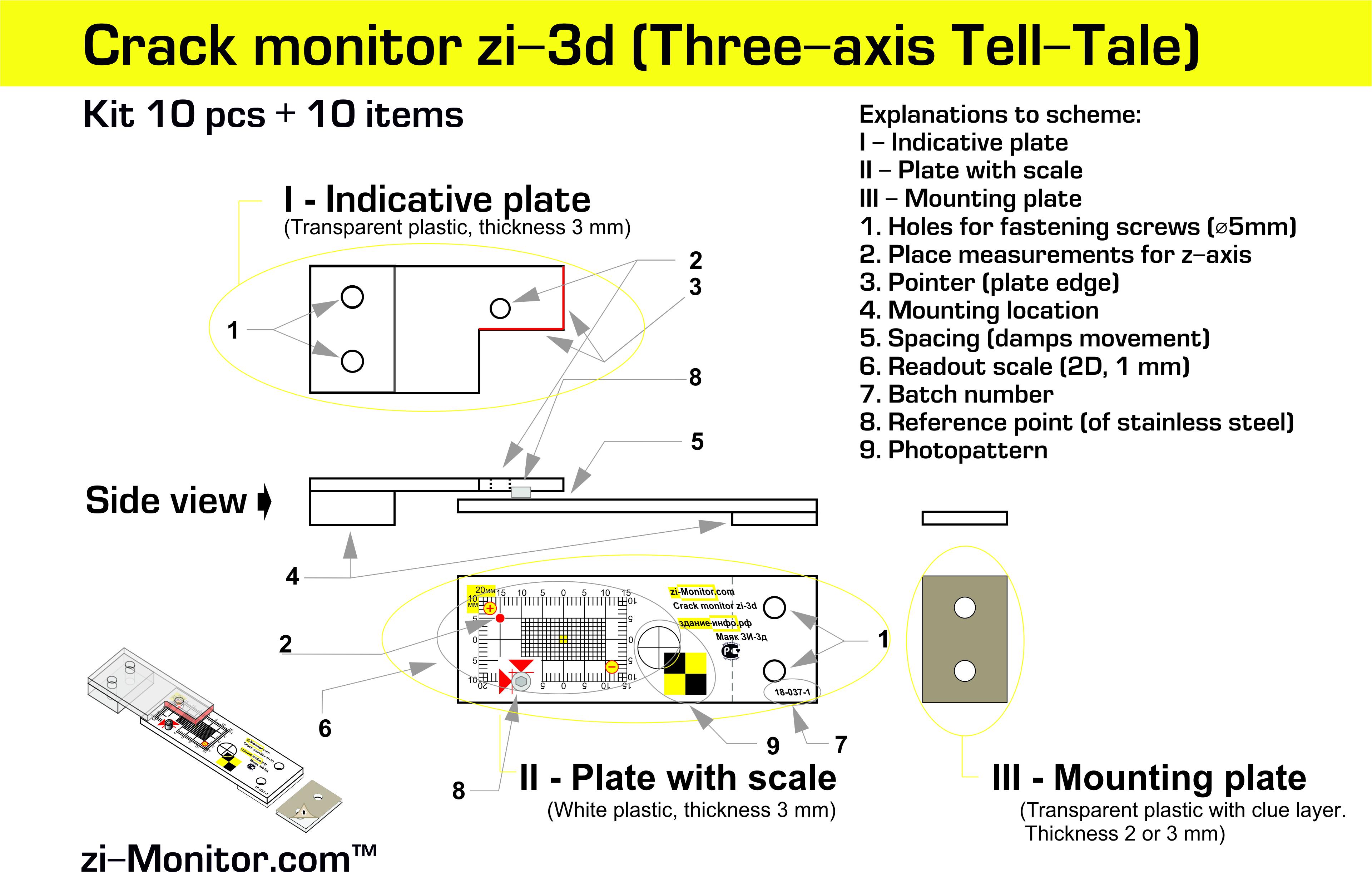 Crack Monitor Zi 3d Zi Monitor